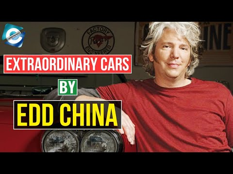 Wheeler dealers edd china's amazing car collection | net worth 2020