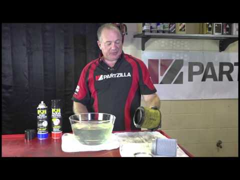How to: clean and oil an atv air filter | partzilla.com