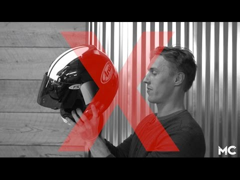 Motorcycle tech tips on helmet size and fit   mc garage