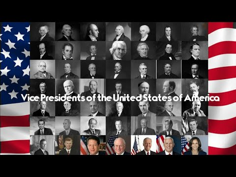 Vice presidents of the united states of america | 1-49 | adams to k. harris