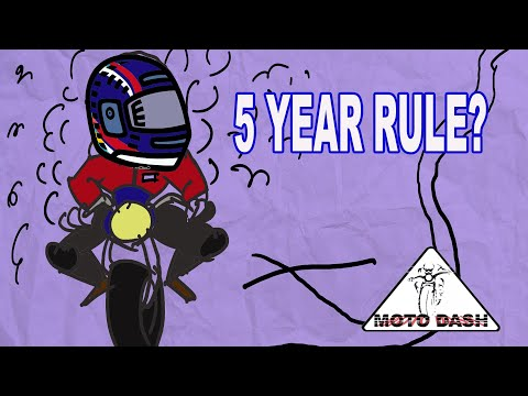 When to replace a motorcycle helmet?
