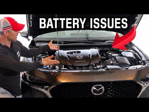 Here's why your car battery won't last