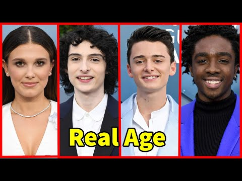 Stranger things cast real name and age 2020 (full hd)