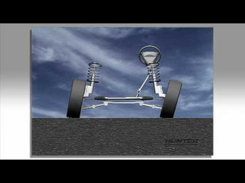 Wheel alignment - why cars need four wheel alignment
