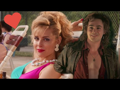 Stranger things s3 - billy hargrove and mrs.wheeler | young & beautiful