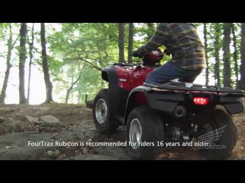 Choosing the honda utility atv that's right for you