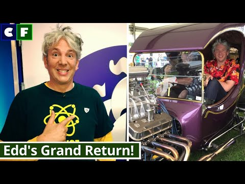 Edd china finally returning to tv? where is he now?