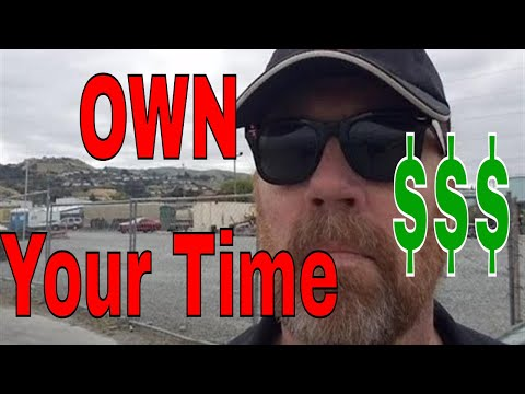 Own your cdl 18 wheel truck driving time to make $$$   red viking trucker