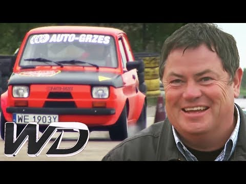 Take a look at these fabulous fiat hatchbacks!   wheeler dealers