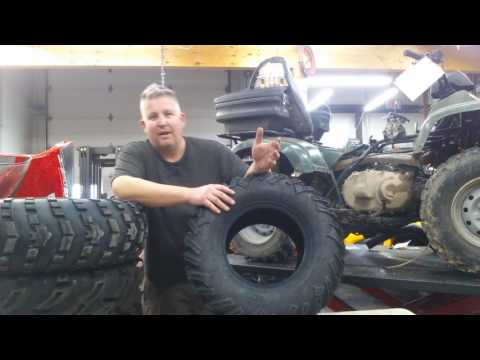 Everything you need to know about atv tires