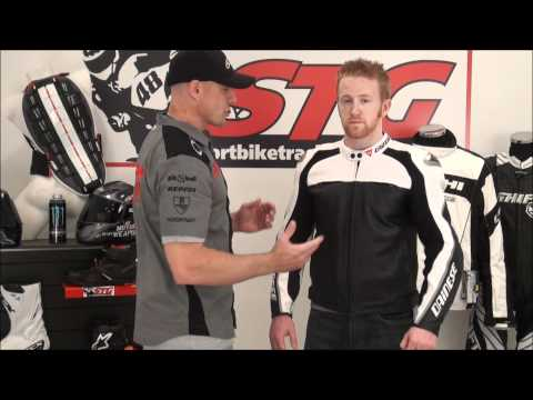 Dainese delmar leather jacket review from sportbiketrackgear.com