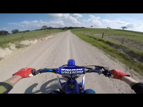 Here's how fast a 125 2 stroke can actually go
