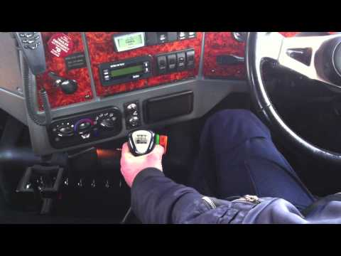 How to shift gears 18 speed