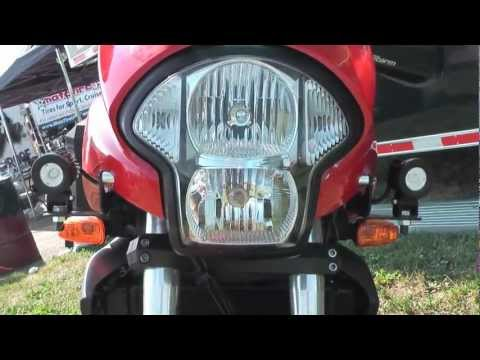 Twisted throttle and sw motech equipped adventure motorcycle magazine adventure versys