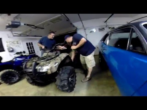 Buying a new four wheeler!