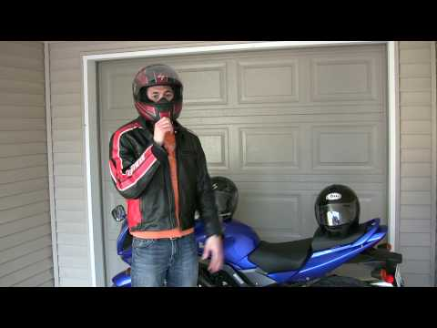 Motorcycles : how to make your motor cycle helmet fit great