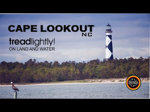 Overland - cape lookout nc