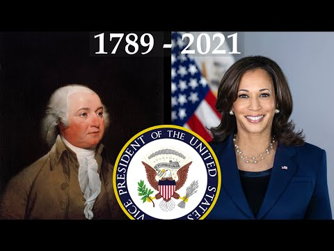 List of all 49 vice presidents of the united states | 1789 - 2021