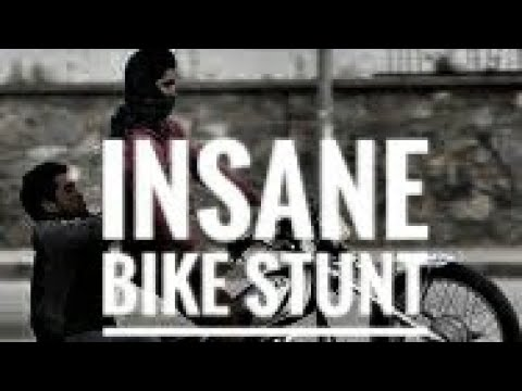 Insane bike stunting by this you must watch this 👌