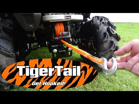 2015 can-am outlander xt 1000 trail build - tiger tail install