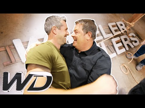 How much money did ant & mike make flipping cars in america? | wheeler dealers