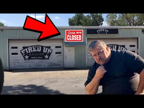 Misfit garage officially ended after this happened... untold secrets finally revealed!