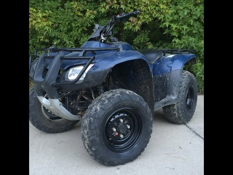 How to paint four wheeler wheels