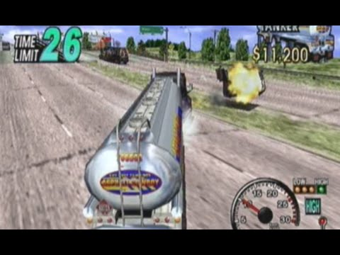 18 wheeler: dreamcast: review & rating